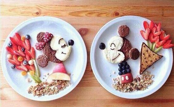 Як прикрасити дитячі страви