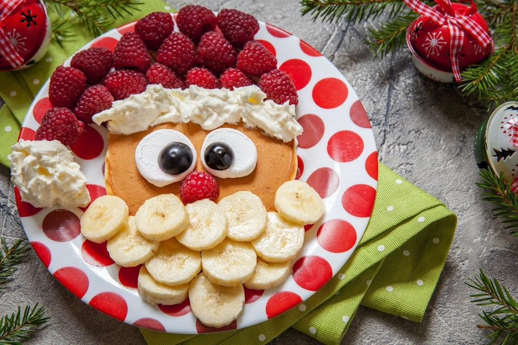 Новорічний сніданок