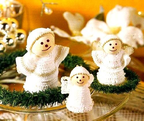 Різдвяні ангелята