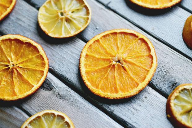 Как сделать сушёные апельсины 183