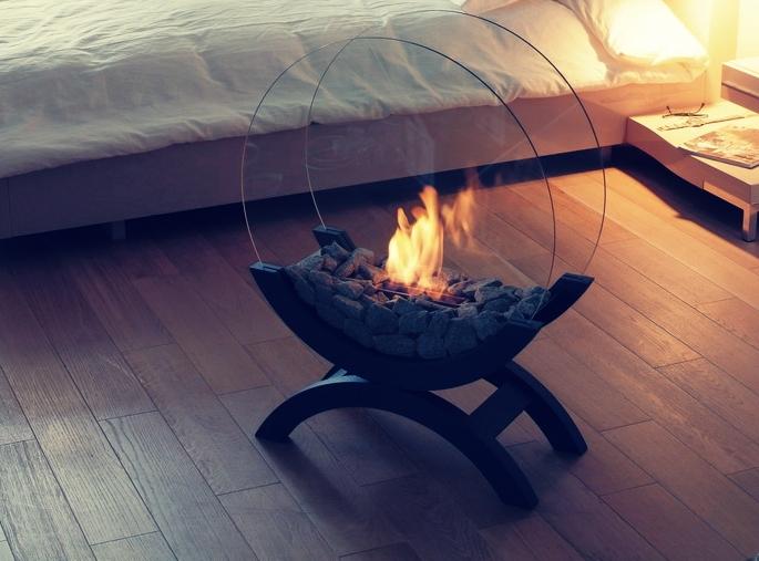 Біокамін - тепло, стильно і затишно
