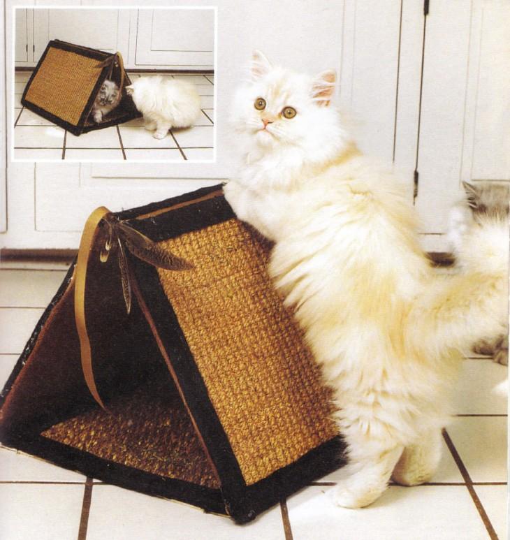 Будинок для котика