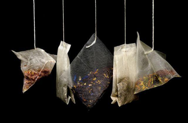 Друге життя чайного пакетика