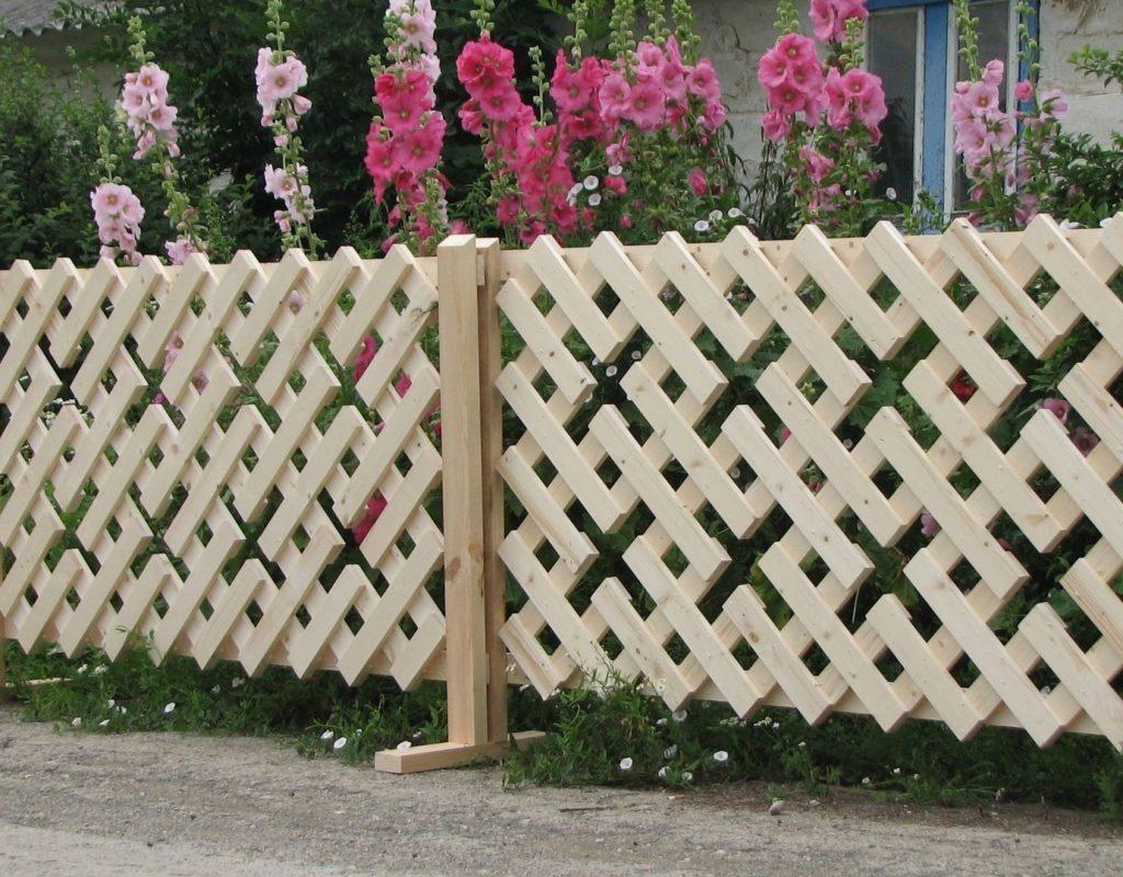 Як зробити дерев'яний паркан