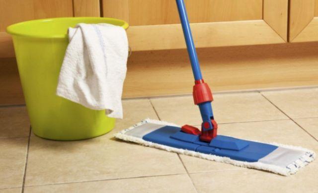 Правильний догляд за підлогою