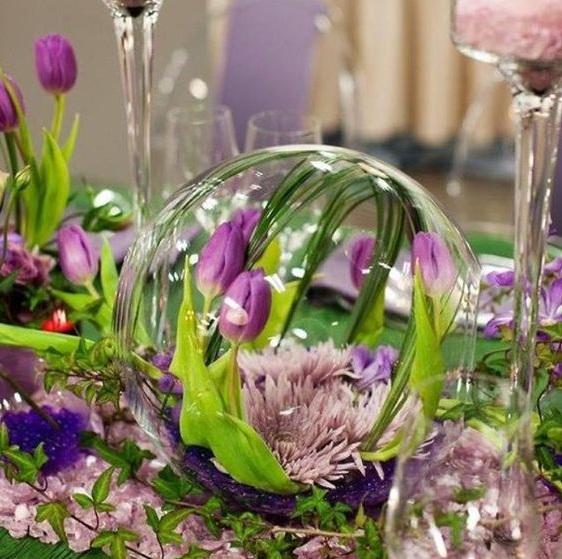 Весняна флористика - ідеї для творчості