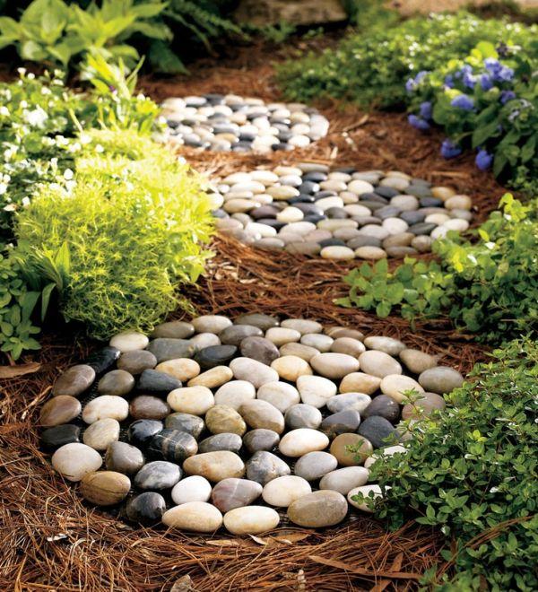 Вироби з морських і річкових камінців
