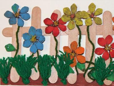 Квіти для матусі своїми руками