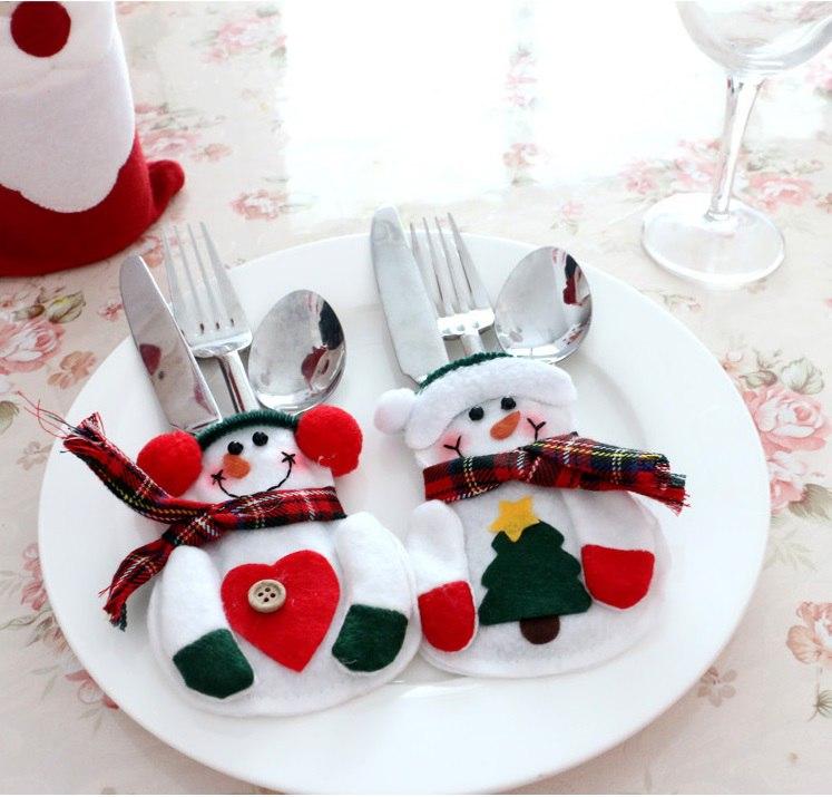 Сервіруємо стіл до Нового року