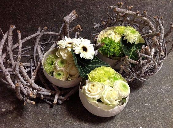 Ідеї декору з яєчної шкарлупи