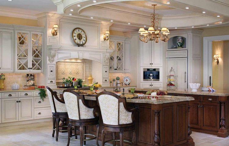Інтер'єр і дизайн кухні