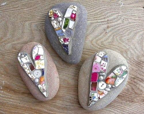 Що можна зробити з камінчиків?