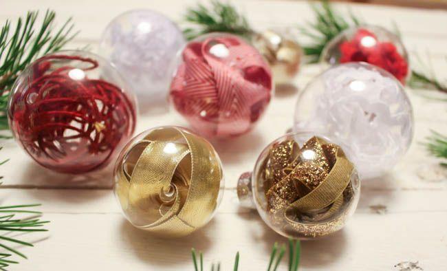 Казковий декор новорічних кульок