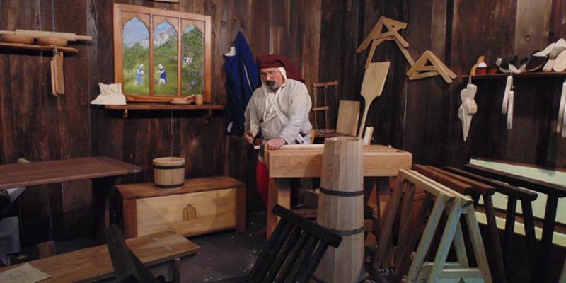 Кухонні фасади з деревини