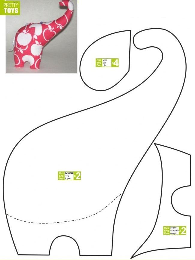 Вироби з клаптиків тканини
