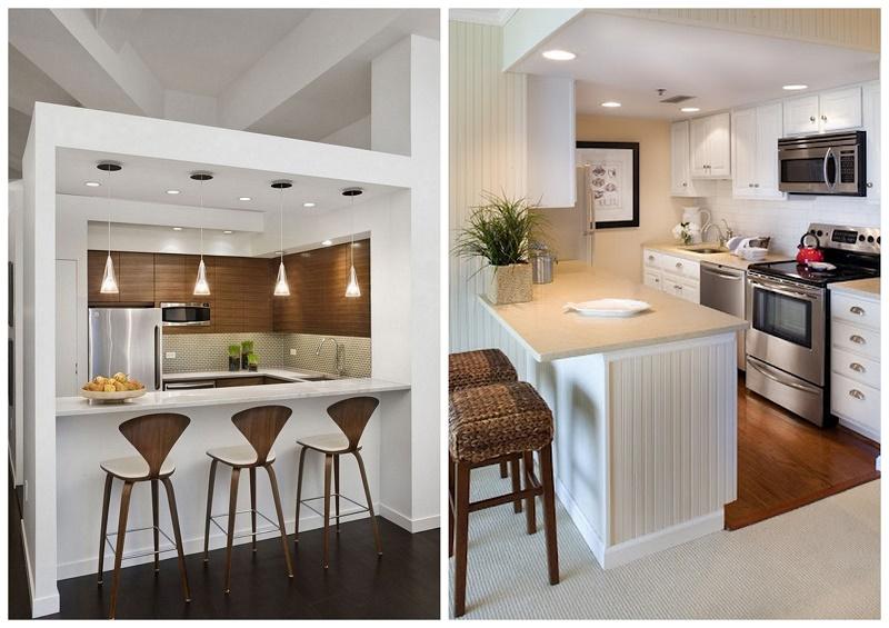 Маленькі кухні - ідеї дизайну
