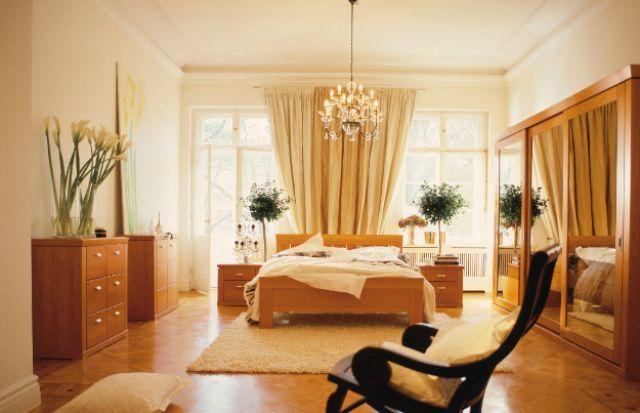 Поєднання кольорів в інтер'єрі спальні