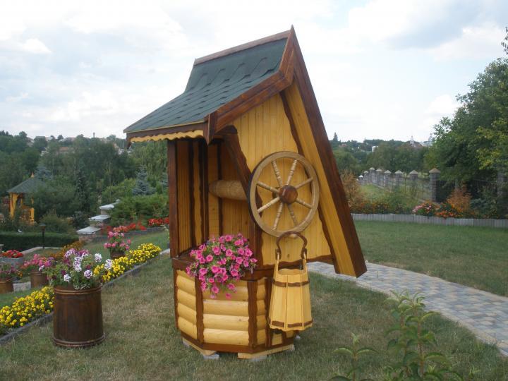 Криниця для саду