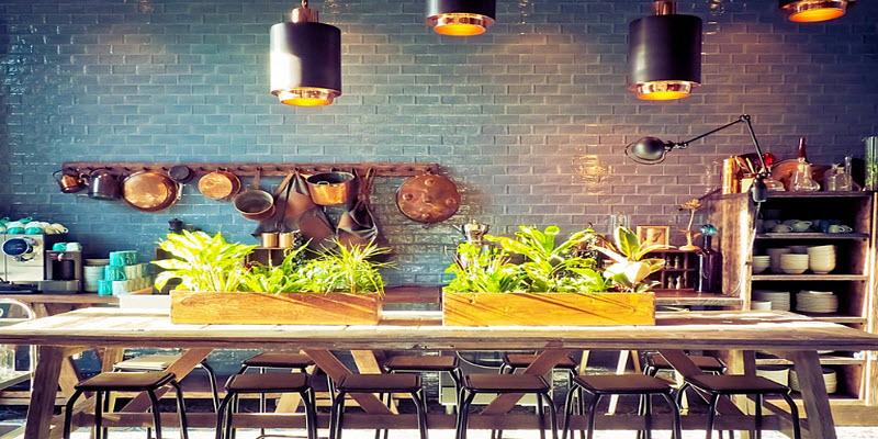 Кухня: фасади, поверхні та пристосування
