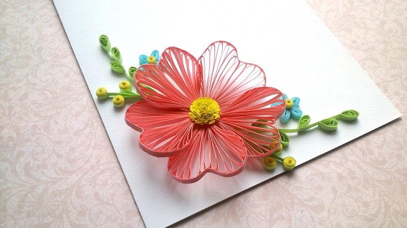 Веснянні вироби з квілінгу. Ідеї