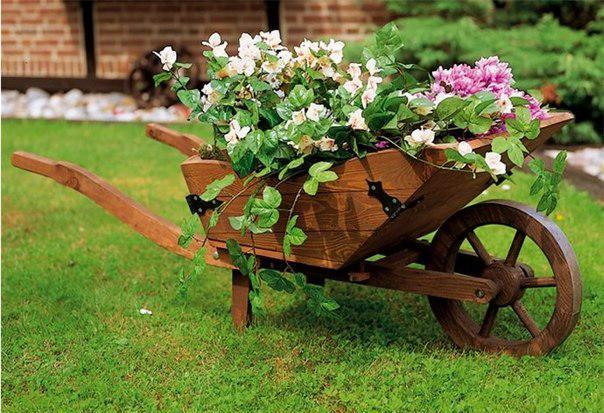 Оригінальні квітники