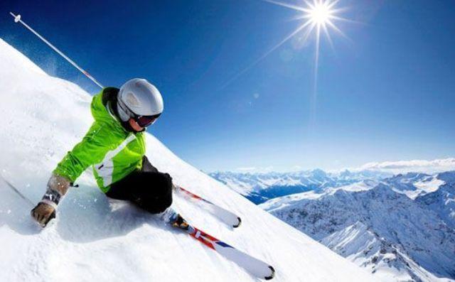 Обираємо лижі для зимового відпочинку   Цікаві поради e4b6ad97fbb73