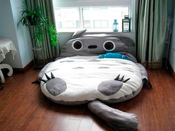 Незвичайні ліжка в інтер'єрі