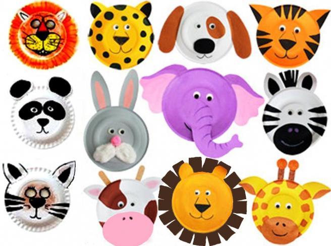 Новорічні маски для дітей (Шаблони)