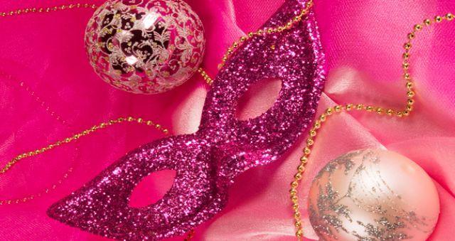 Підготовка до свята: маски з паперу для карнавалу та новорічого ранку