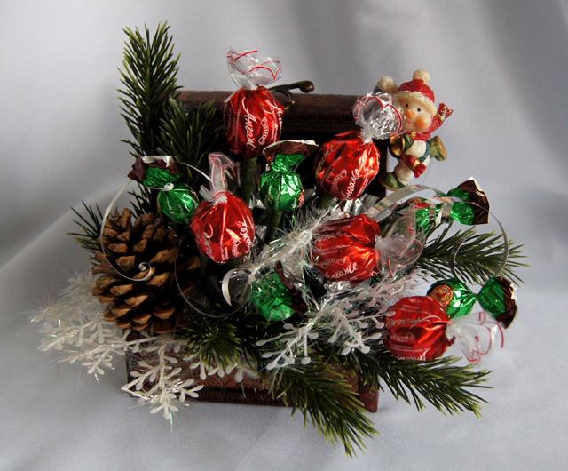 Солоденькі подарунки на Новий рік
