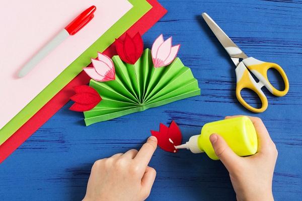 Об'ємні вироби з паперу. 70 ідей