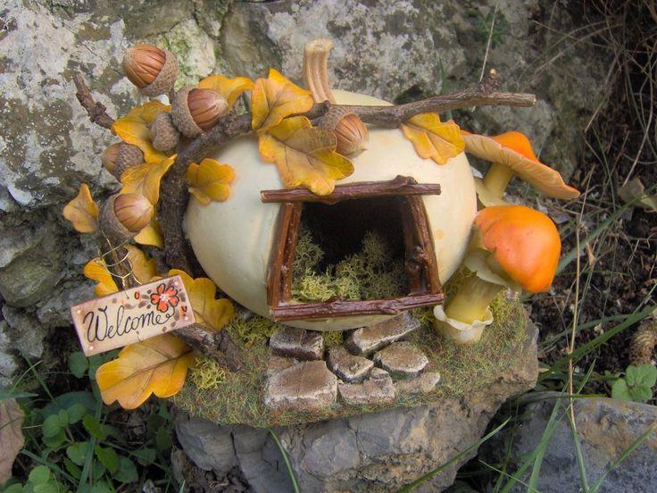 Осінні вироби з гарбуза