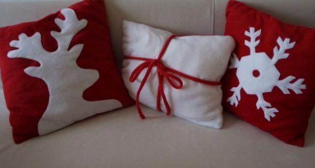 Підбираємо новорічні подушки правильно