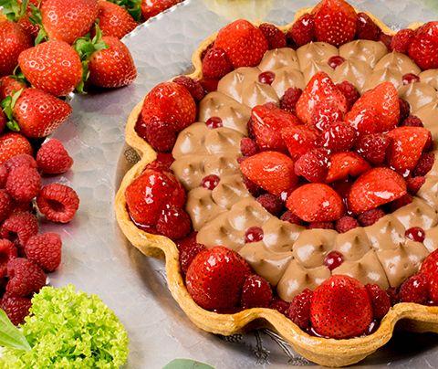 Полуничний десерт - ідеї для натхнення