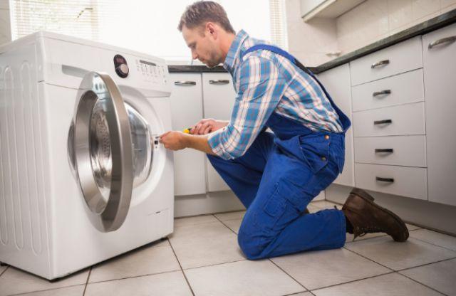 Стрибаюча пральна машина