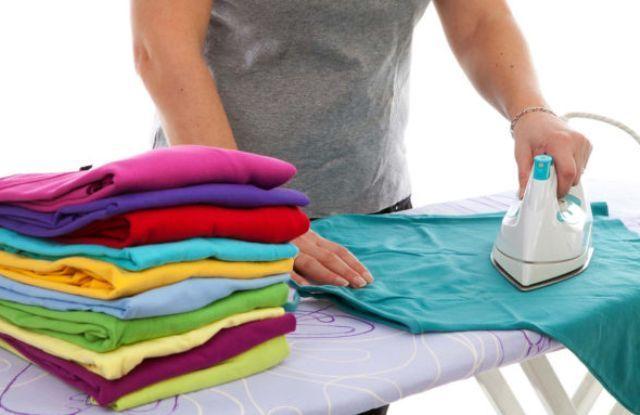 Як прасувати різні види тканин