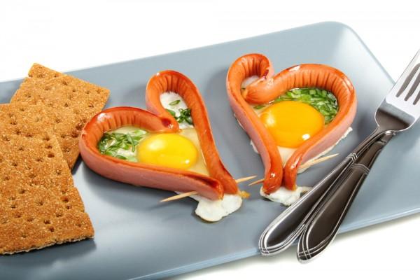 Романтичний сніданок в День Валентина - ідеї