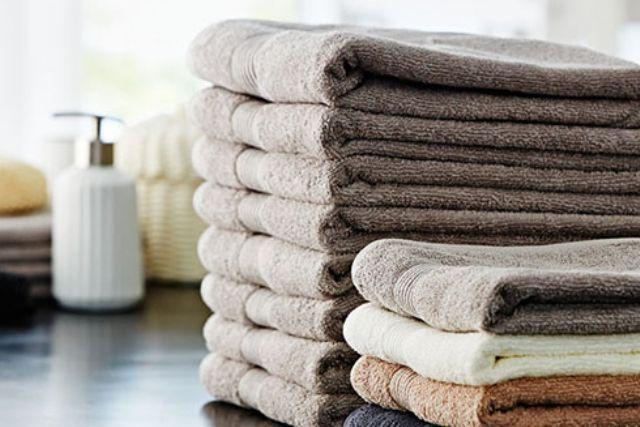 Секрети свіжих та чистих рушників
