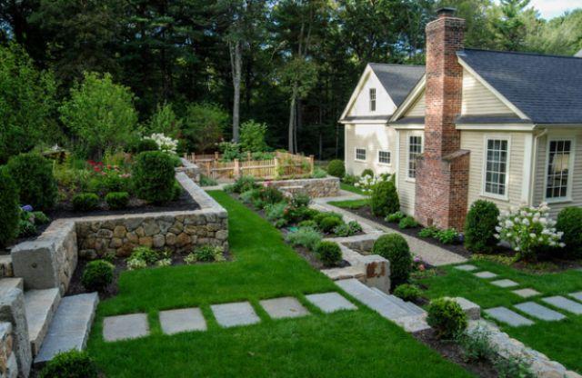 Ідеї для перетворення садової ділянки