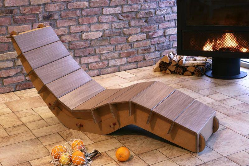 Ідеї красивого оформлення сучасного шезлонга для дачі