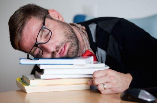Боротьба з сонливістю