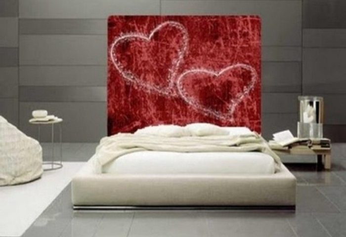 Як прикрасити спальню на День Валентина
