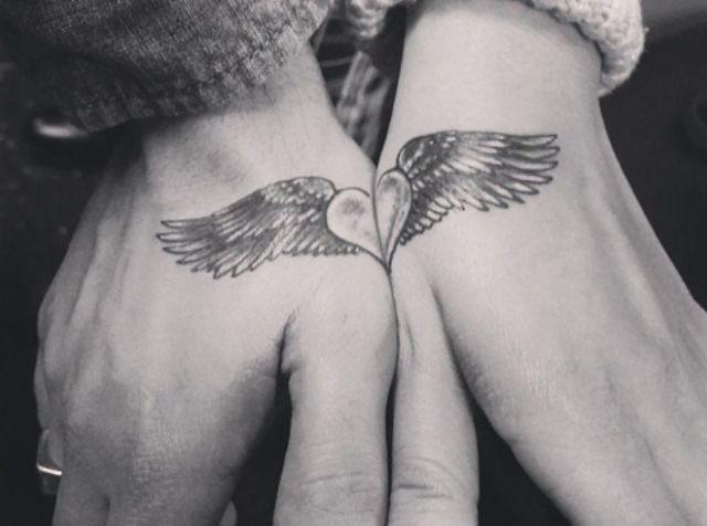 Татуювання для закоханих