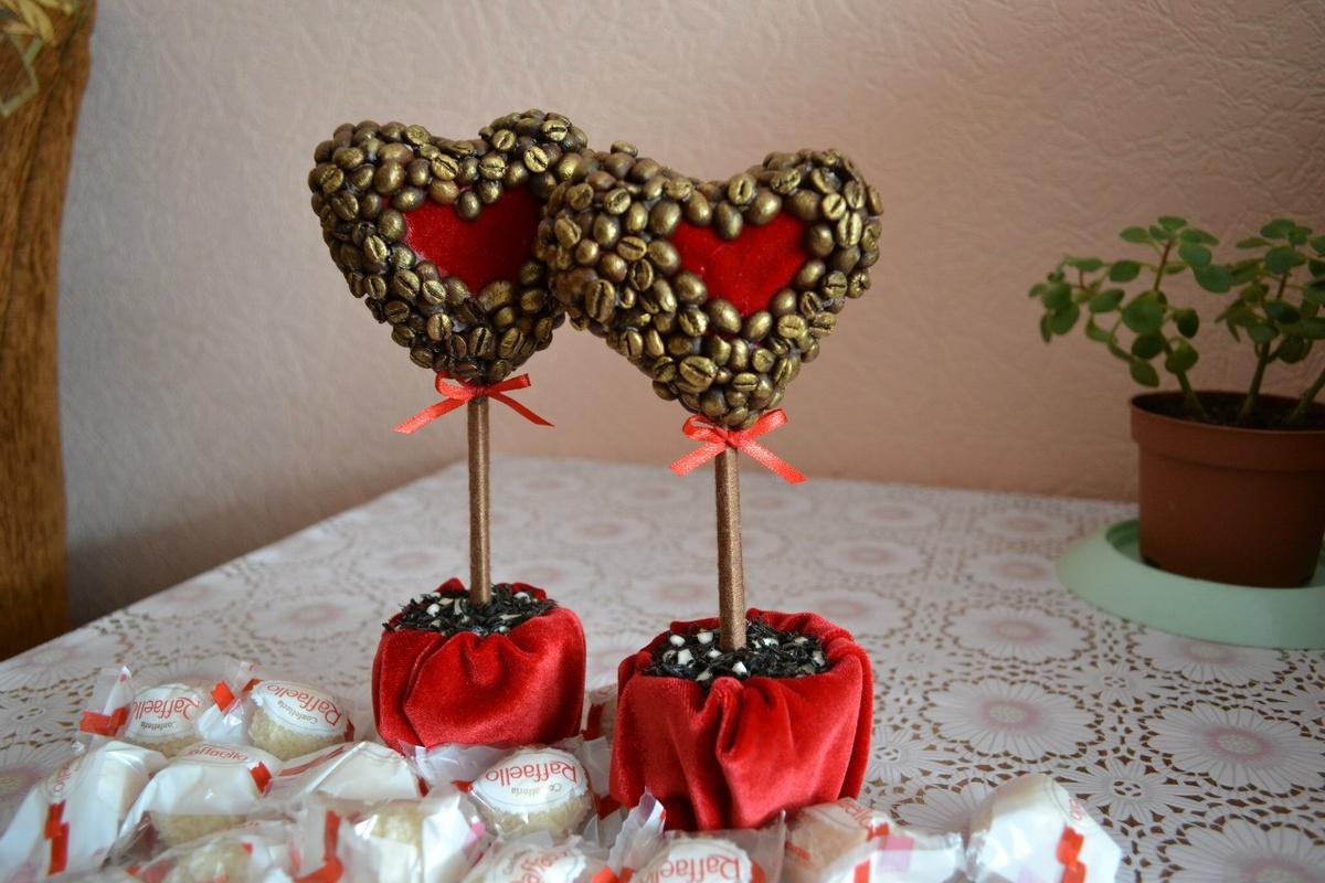 Топіарій на День закоханих - ідеї