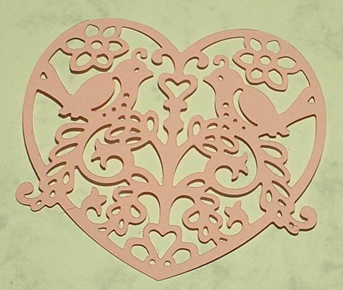 Витинанки на День закоханих