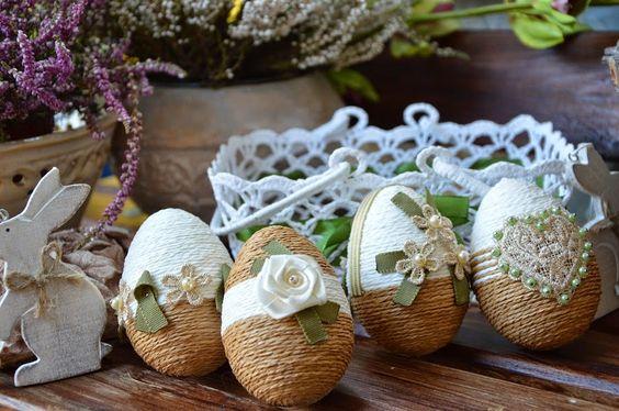 Декоруємо яйця до Великодня