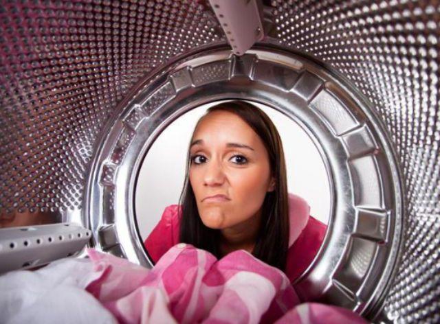 Усуваємо неприємні запахи з пральної машинки