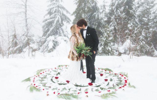 Зимове весілля: поради по організації